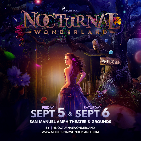 Nocturnal Wonderland 2014 | Lineup | Tickets | Prices | Dates | Video | News | Rumors | Mobile App | San Bernadino | Hotels