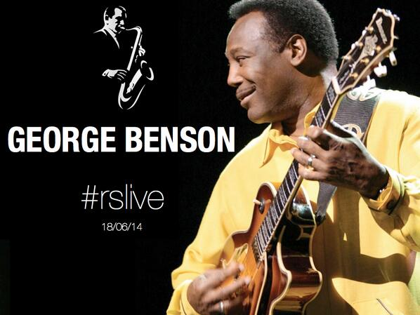 #rslive #TWITCOMP @GBguitar Retweet for the chance to win 2 tickets to see GEORGE BENSON tomorrow @officialronnies RT http://t.co/0yBaOKeC7Z