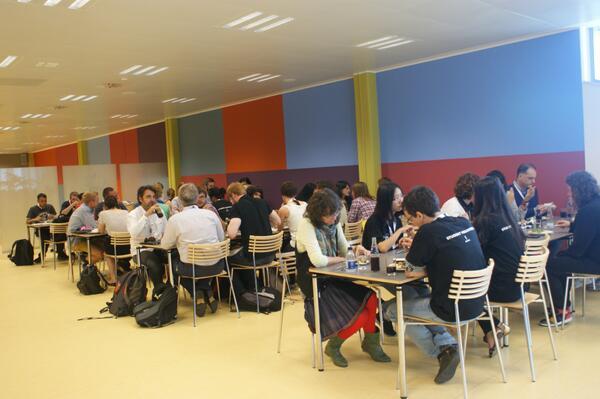 More lunch #idcdk #aarhus #idc2014conference http://t.co/u6Z74O9JtY