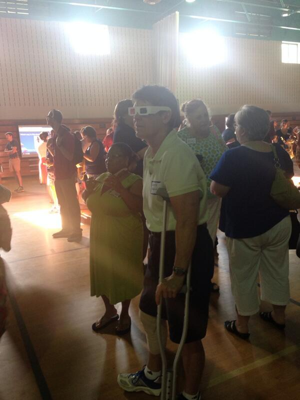 Professional learning at #acps .. Staring in in conference mode - a 3D experience http://t.co/XLBw0KIukk