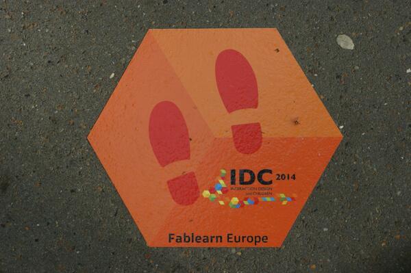 #fablearneurope #idcdk #idc2014conference #aarhus http://t.co/FtydS6ljKP