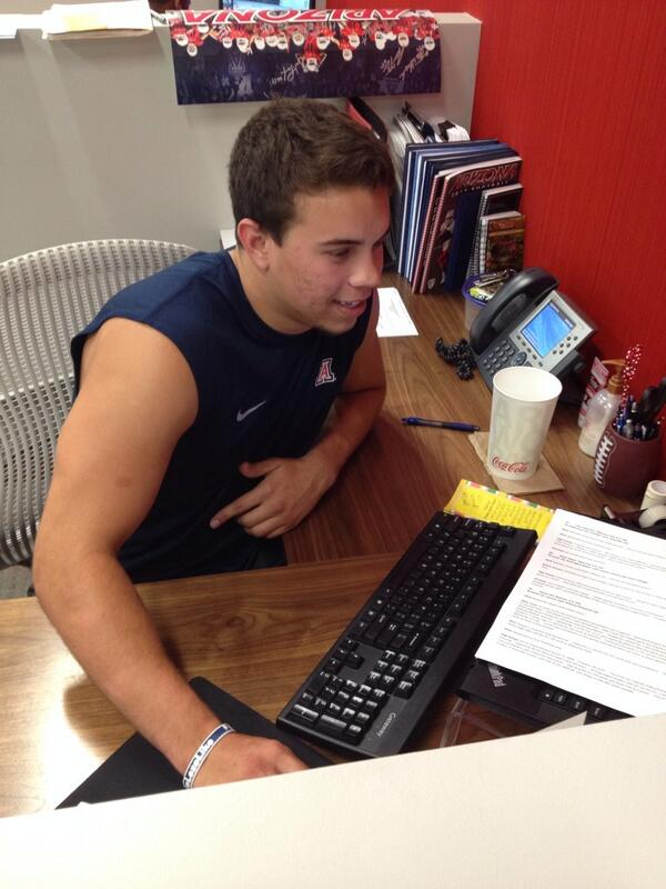 Jared Tevis has officially taken over our Twitter account! Send questions with #TevisSpotlight. http://t.co/geDwFK8iAb