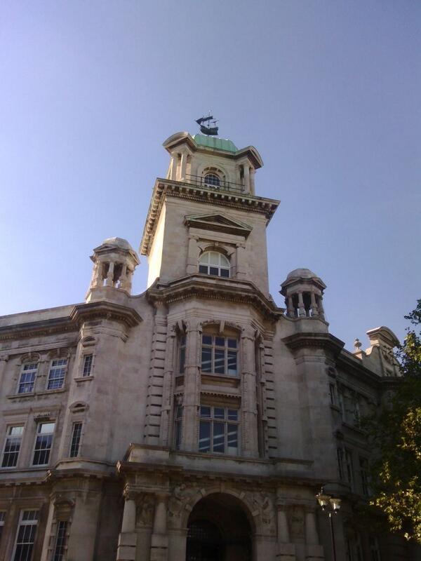 Park Building, University of Portsmouth
