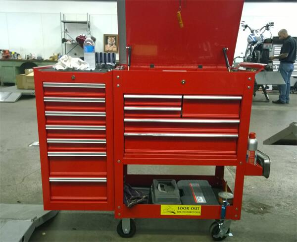 Harbor Freight 5 Drawer Tool Cart : Harbor freight tools on twitter quot toolmodtuesday tom