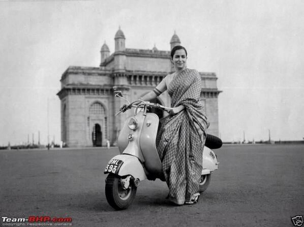 Image result for lambretta history in india