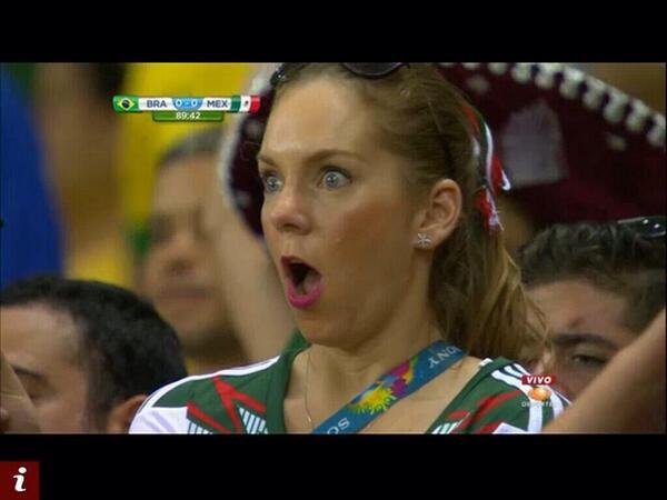 Y la cara de @eukarolyi lo dice todo #SelecciónBanamex #ContigoSiempre http://t.co/yMZXUfqIlN