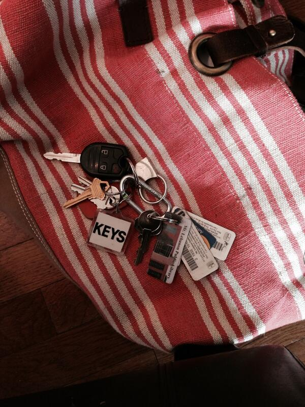 "@Marketplace My husband calls me ""Schneider"" when I carry 'email all. #showusyourkeychain http://t.co/tlKdsEUquC"