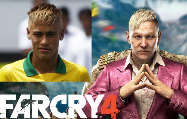 Farcrygame Hey Neymarjr Pagan Min Likes Your Haircut Worldcup Farcrypic Twitter Com Ysmjnvjzkm