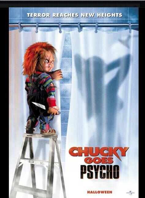 Pride Of Chucky Followed