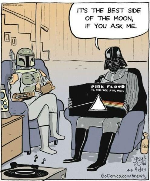 An oldie but a goodie. #PinkFloyd #starwars #darkside http://t.co/JJWtlNKWex