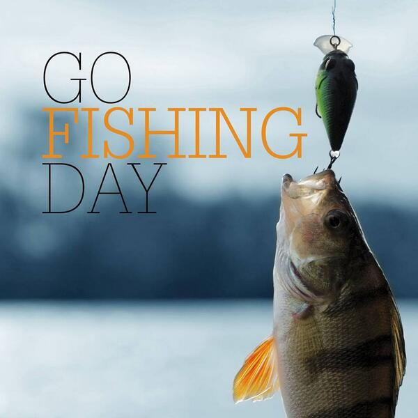 Wgrz on twitter today is national go fishing day if you for Is today a good day to fish