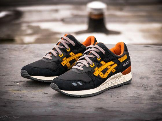 asics gel lyte black tan twitter