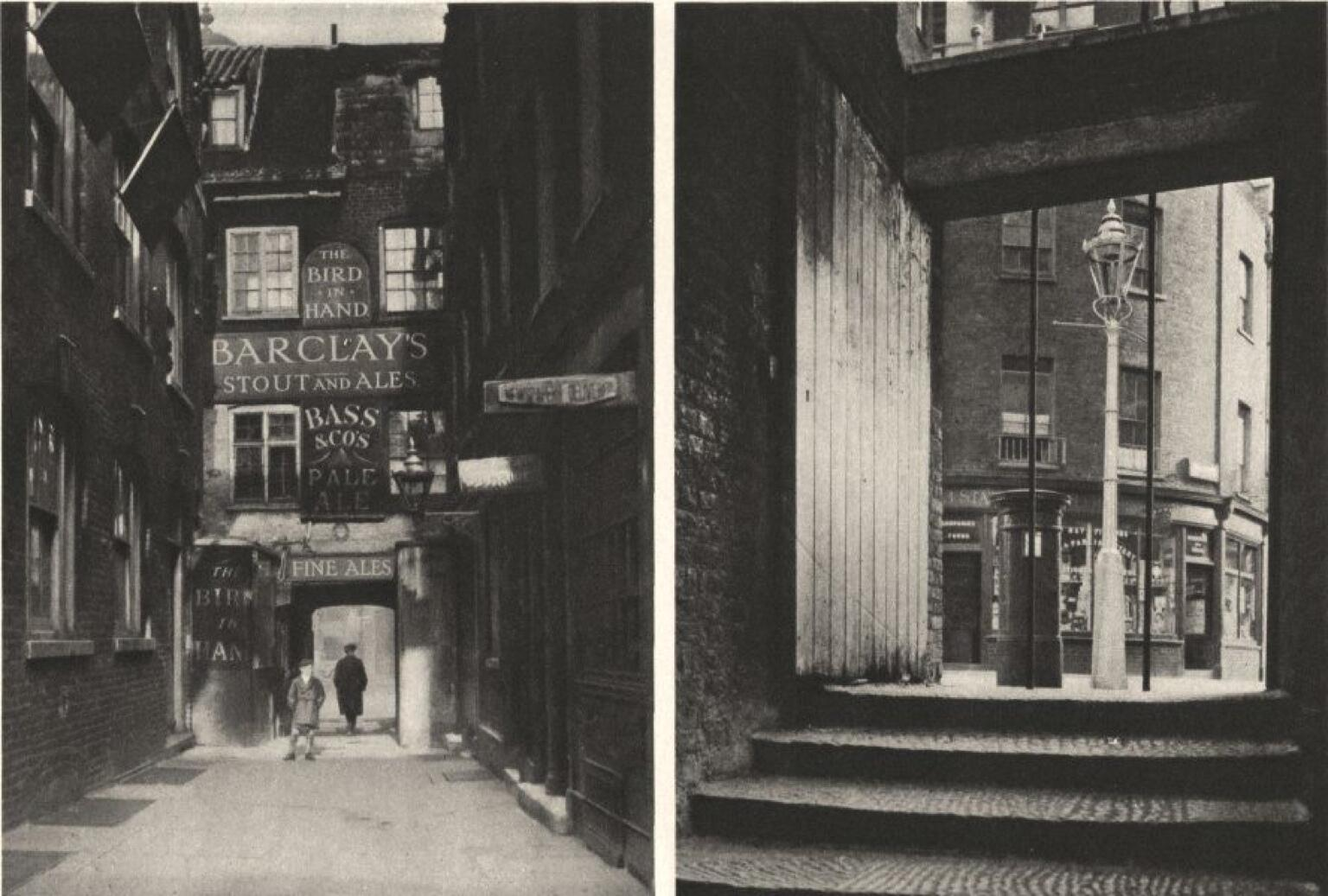 Fascinating Photos Of London In 1926