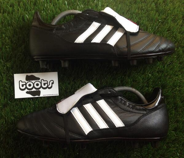 Copa Mundial #tootsboots BlackOut Sole
