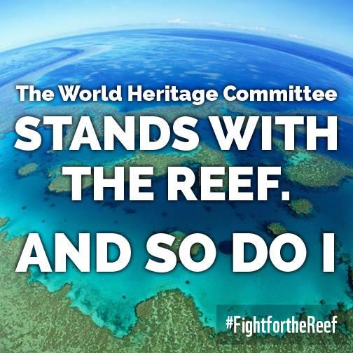 Twitter / WWF_Australia: BREAKING: #WHC made the right ...