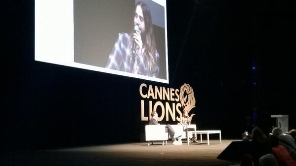 18 juin 2014 - Jared à Cannes - Lions Festival BqZyAFNIEAA3oLN