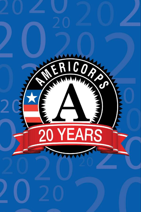 Thumbnail for AmeriCorps 20th Anniversary Celebration