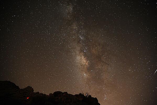 Milky Way from El Teide, Tenerife, last year :) #astrophotography @VirtualAstro @Learnastronomhq @dusty_121 http://t.co/51FhD0nn2h