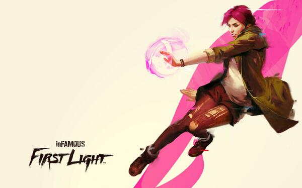 New inFAMOUS First Light concept art! Fetch takes the fight to Curdun Cay Aug. 26: http://t.co/6R7666TbpJ Europe 27th http://t.co/V07xqtVN7Z