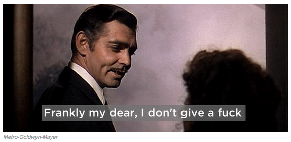 classic movie quotes improved swearing | BuzzFeed UK | Scoopnest