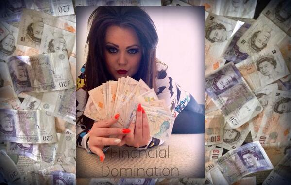 Financial domination lj what close-up