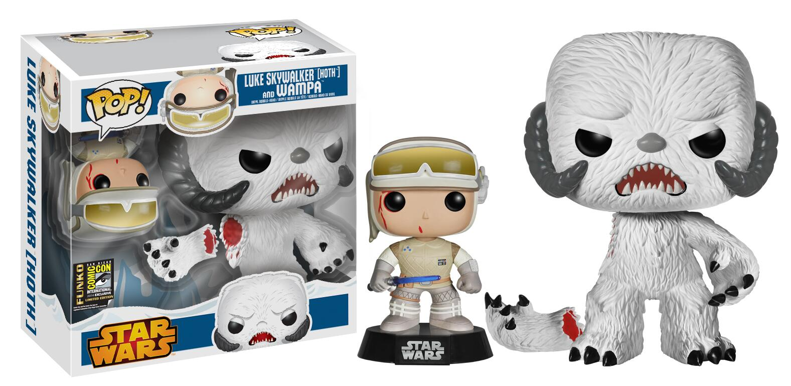 Funko On Twitter Quot The Star Wars Luke Skywalker Hoth And