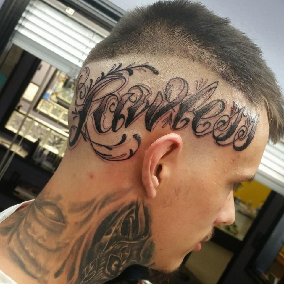 Electric chair tattoo - Art Machine Tattoo On Twitter Headtattoo Script Lettering Inklife Lawless Done Artmachinetatto Http T Co Xxkaqcbwhf