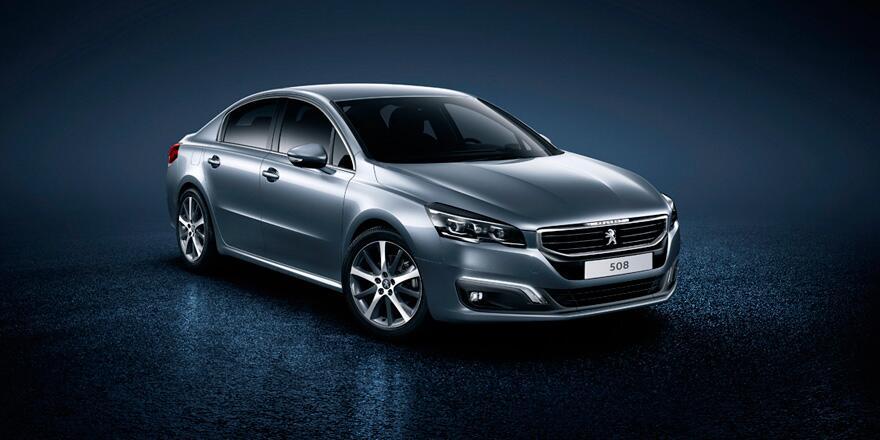Peugeot 508 facelift (2015) - CocheSpias