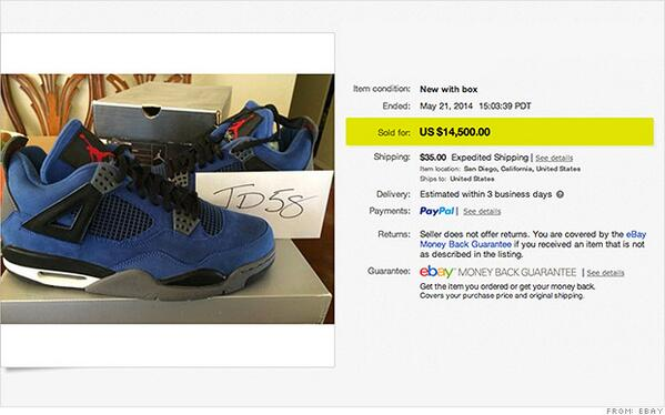 18042cd76a1fcd the sneaker resale market is hot how much would you pay for the eminem air  jordan