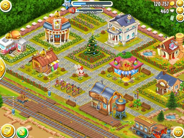 Hay Day On Twitter Show Us Your Hay Day Town Snap A Screen Shot