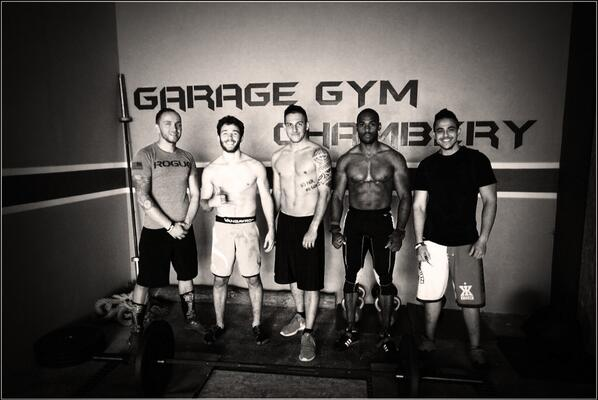 Garage gym chambery medias on instagram picgra