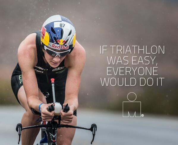 Not easy, but #worthit. Retweet if you agree! #triathlete #swimbikerun http://t.co/TXEUaqzMJF