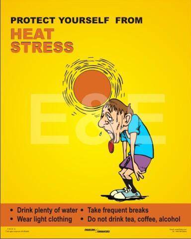 Marek On Twitter Quot Heat Stress Danger Zone Stay Safe
