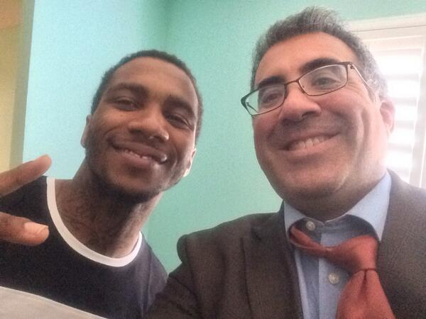 Just hanging with based god: @LILBTHEBASEDGOD http://t.co/JzRbTXZB0A