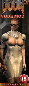 Doom 3 nude mod