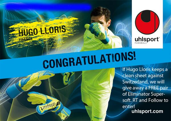 141b4261c15 Competition Time. RT and Follow @keeperstop & @UhlsportUSA to enter for  free gloves