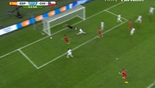 Испания - Чили 0:2. Король отрёкся от престола - изображение 4