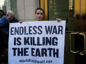 National Protests Against More War on Iraq