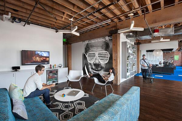 twitter office in san francisco. Contemporary San Interior Design On Twitter  Intended Twitter Office In San Francisco A