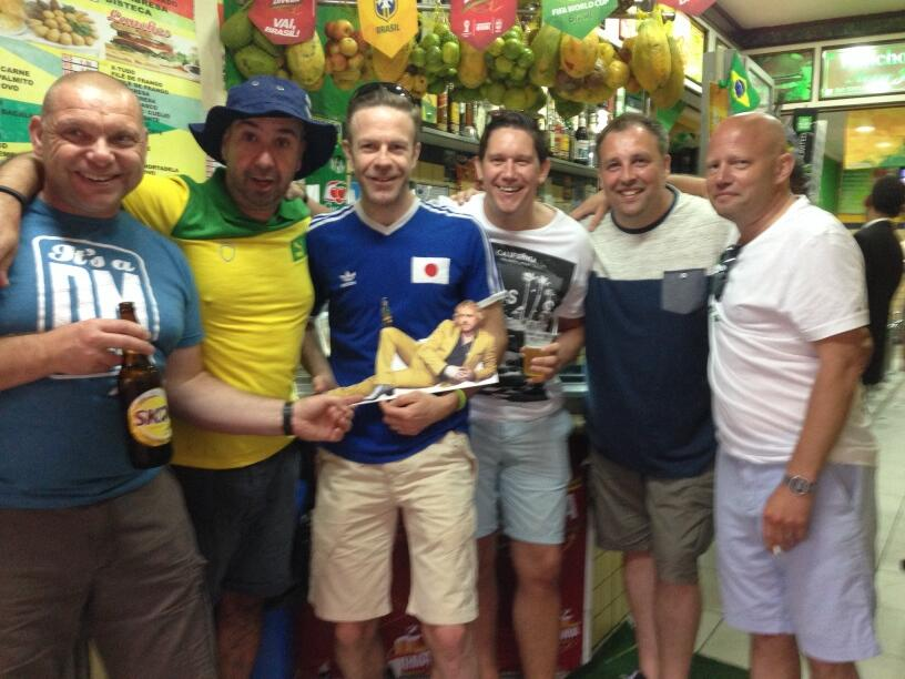 RT @GlobalSanti: @HoochLemonBrew #worldcupbrazil2014 http://t.co/aRqtPo6Bn0