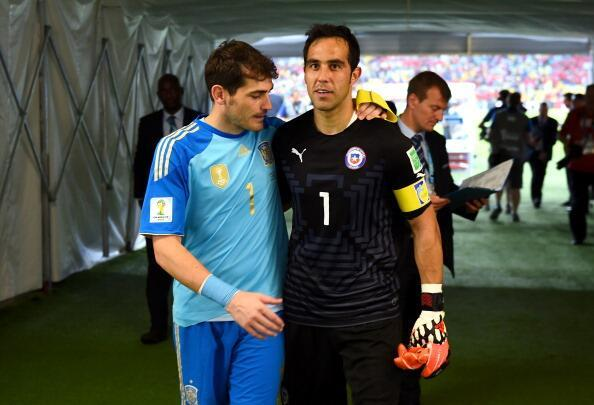 Испания - Чили 0:2. Король отрёкся от престола - изображение 2