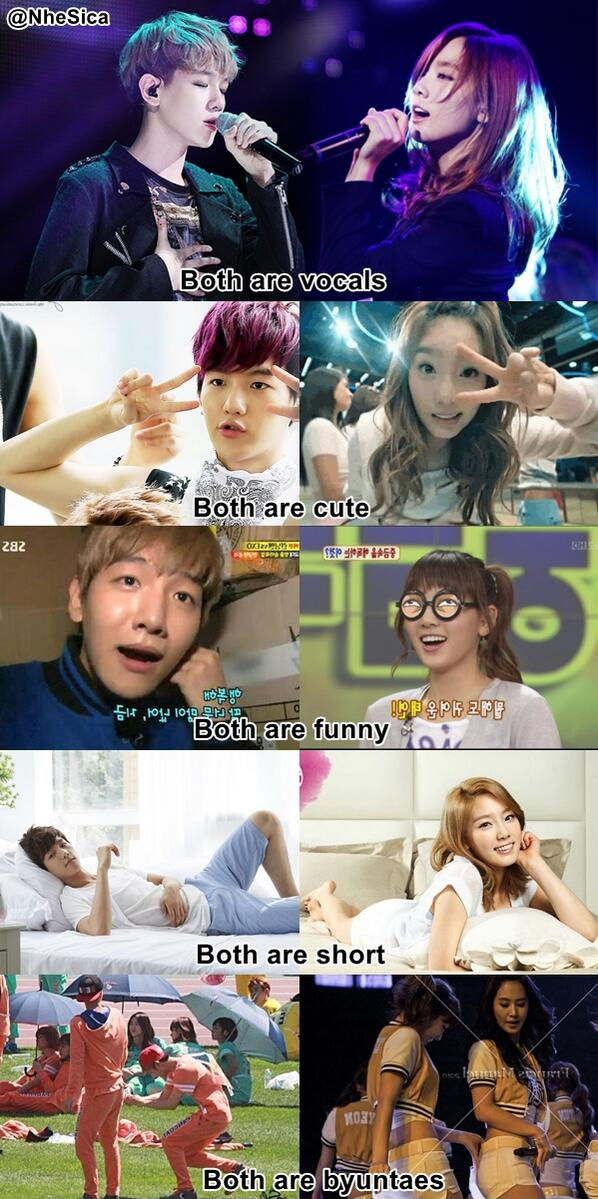 Baekhyun und taeyeon Dating-Fotos Australia Top-Dating-App