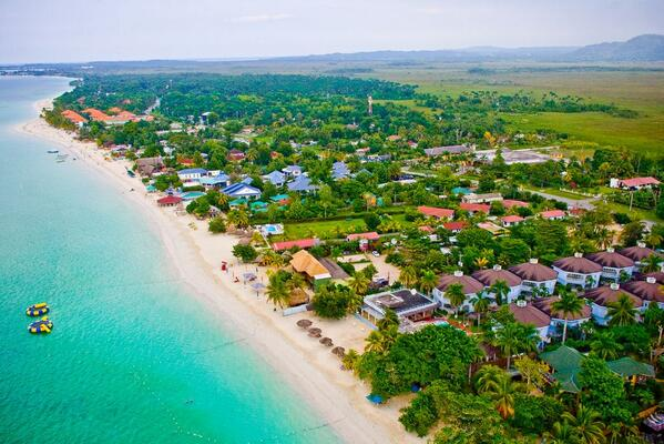 Seven Mile Beach Negril #Jamaica http://t.co/pXld1zrdxK