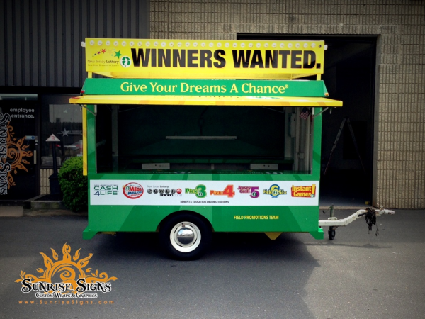 """""""NJ Lottery Strengthens Brand with Concession Trailer Wraps!"""" #putawraponit http://t.co/ZWKdcJ23hc by @SunriseWraps http://t.co/RyAPHvH3mR"""