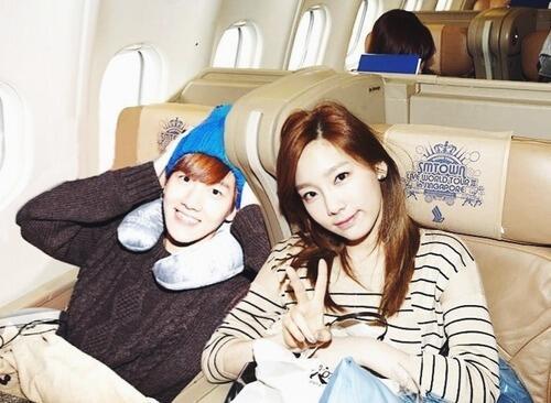 Taeyeon och baekhyun dating bilder