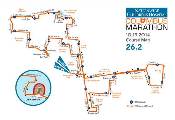 Running the full #cbusmarathon in Oct? Get ready for 26.2 miles of being absolutely awesome http://t.co/5gLYIKOTbV
