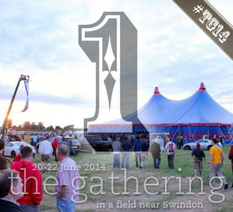 The wait is almost over... #tg14 http://t.co/Wdba5tVqCJ