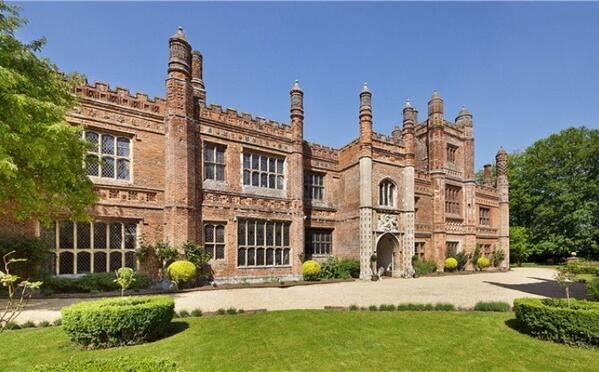 Stately home news on twitter for sale east barsham for Manors for sale in usa