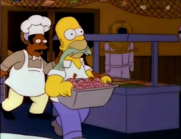 El Baño Maria | Simpsonsqotd On Twitter Please Don T Take The Steam Tray Sir