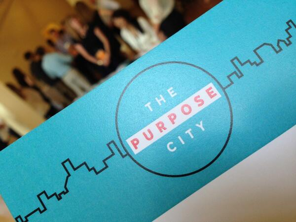 It's a beautiful morning in #dallas for #purposecity! Looking forward to great talks with @newcitiesfound @Imperative http://t.co/FOjoZLmufg